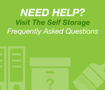 Dash Self Storage Cornwall Questions
