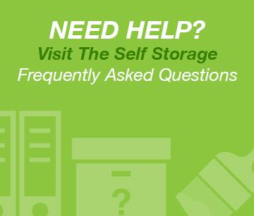Dash Self Storage Cornwall Questions